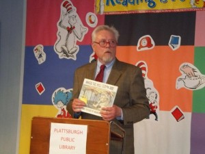 """Summer Reading at New York Libraries"" launch, May 16, 2012"