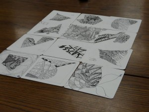 Zentangle - Olean Public Library